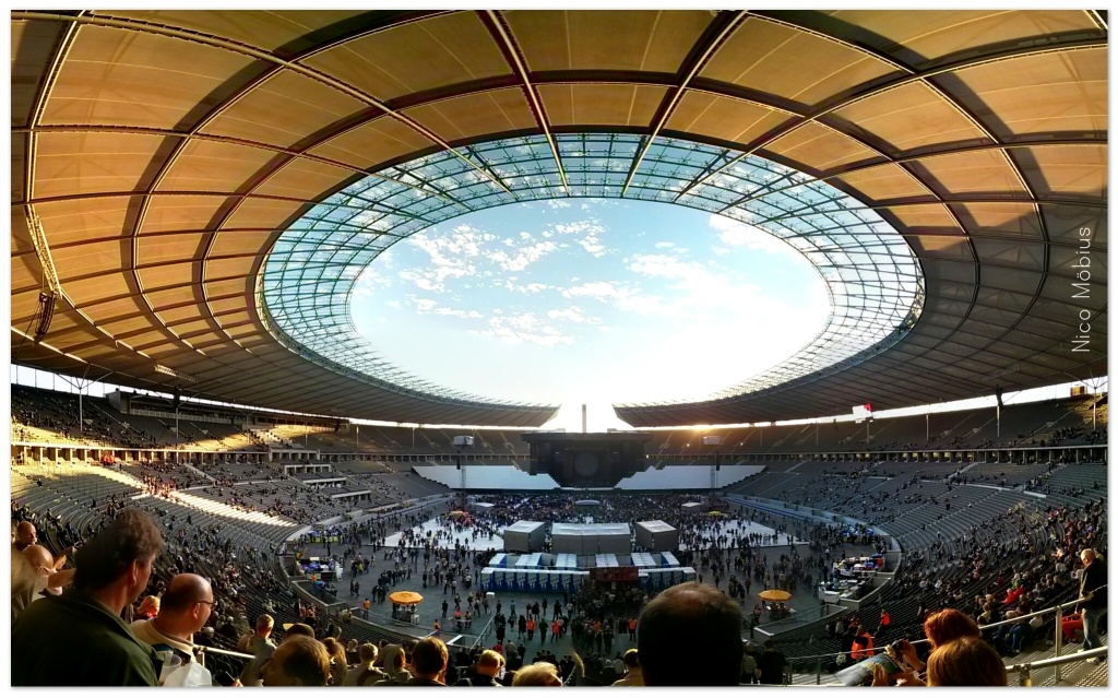 Roger Waters im Olympiastadion, Berlin